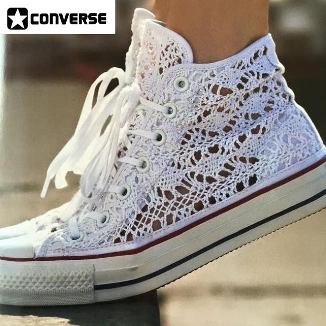 crochet converse high tops off 56% - www.usushimd.com