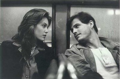 The singer and the mercenary (Streets of fire)