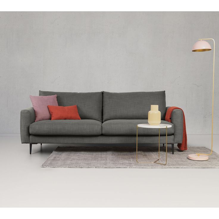 Sofa Hotan 3 Sitzer 3 Sitzer Sofa Sofas Ledersofa