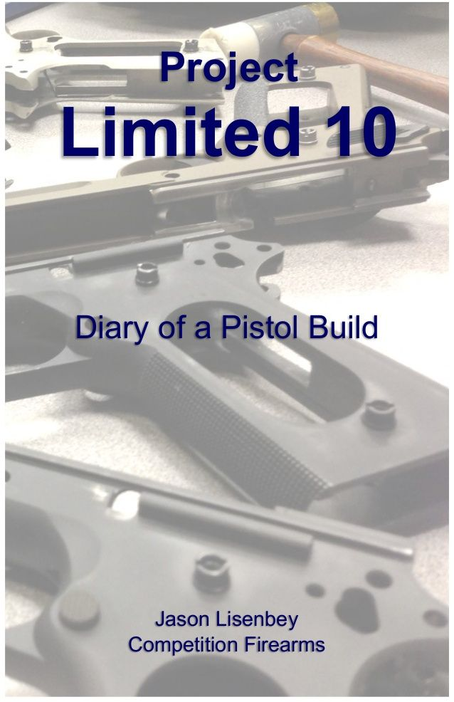 A Gunsmithing Student's Diary of a Pistol Build