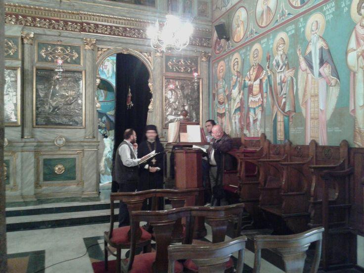 Orthodox church in Egypt