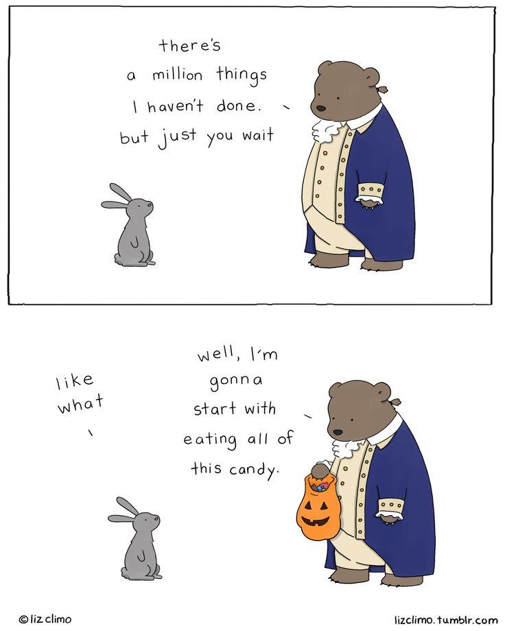 Where my Hamilton Halloween costumes at?