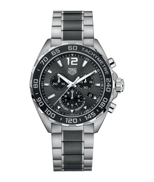 TAG Heuer Formula 1 Chronograph 200 M - 43 mm Steel & Ceramic CAZ1011.BA0843 TAG Heuer watch price