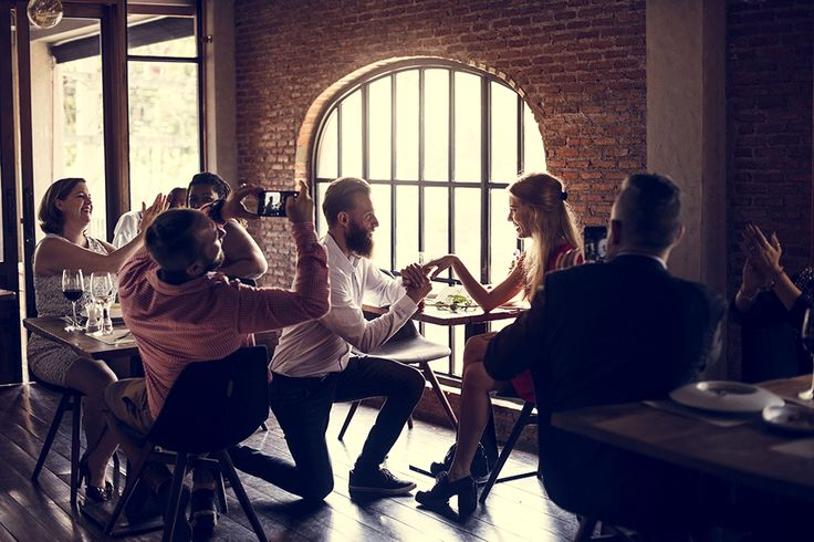 Pros and Cons: Should you include people in the proposal? #proposal #engagement #proposalideas #wedding