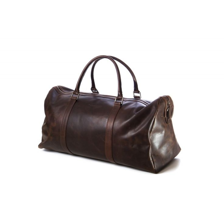 "Going somewhere? You should take a look at this exclusive ""Kastrup Weekender"" leather bag in Hunter Dark.  This bag is very spacious, has leather handles and a detachable shoulder strap. For more information check out our brand new webshop at www.dbramante1928.com."
