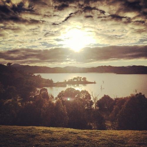 Lake Eildon 2012