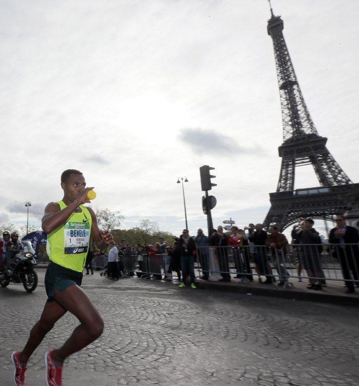 Bekele remporte le marathon de Paris 2h05mn04s