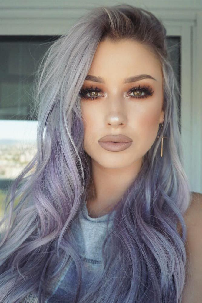 Colors In Dirty Blonde Hair 33 Try Grey Ombre Hair This Season Grey Ombre Hair