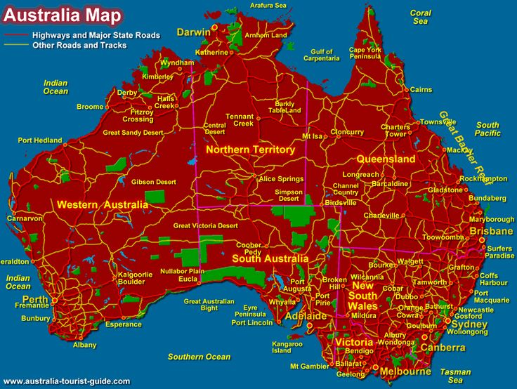 australia maps showing states cities and regions popular tourist places of interest dining shopping restaurants and australian city cbd location map