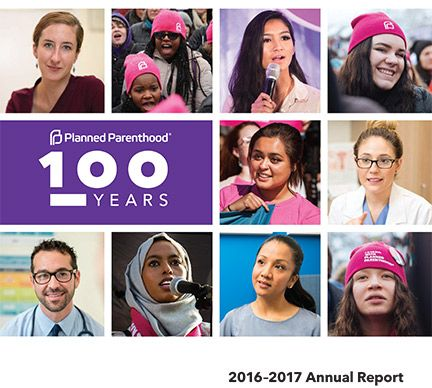 "Aborted 321,384 babies in fiscal year 2016-2017 but continuing decline in non-abortion related services By Randall K. O'Bannon, PH.D., NRLC Director of Education & Research Editor's note. Dr. O'Bannon will provide additional breakdown of PPFA's annual report in the coming days. In the opening ""Message from Our Leadership,"" Planned Parenthood President Cecile Richards and Board"