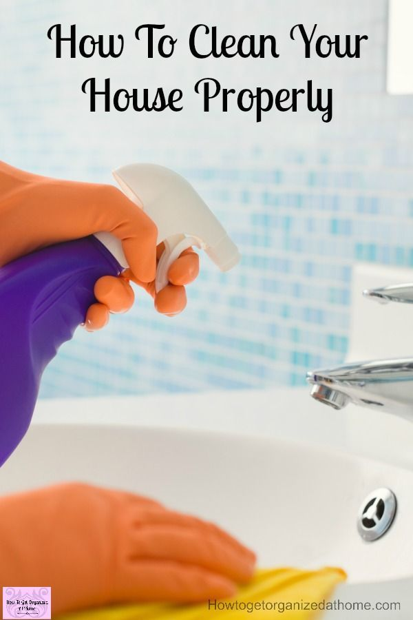 It's your choice how you clean your home, but you deserve to live in a clean home too!