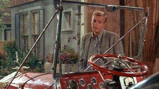 "Jerry Van Dyke ~ ""MY MOTHER The CAR"""