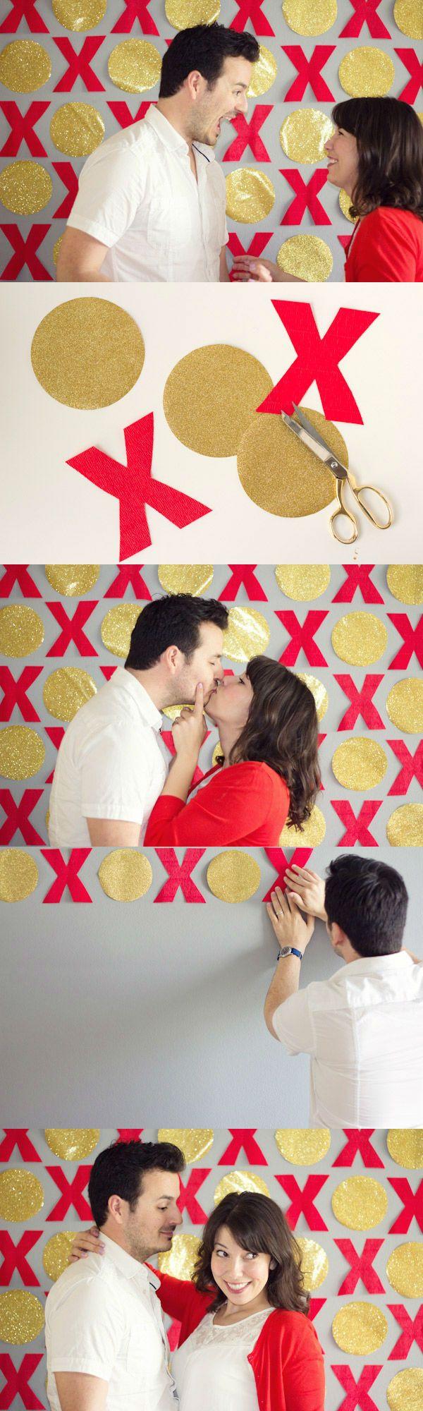 valentine photo backdrops