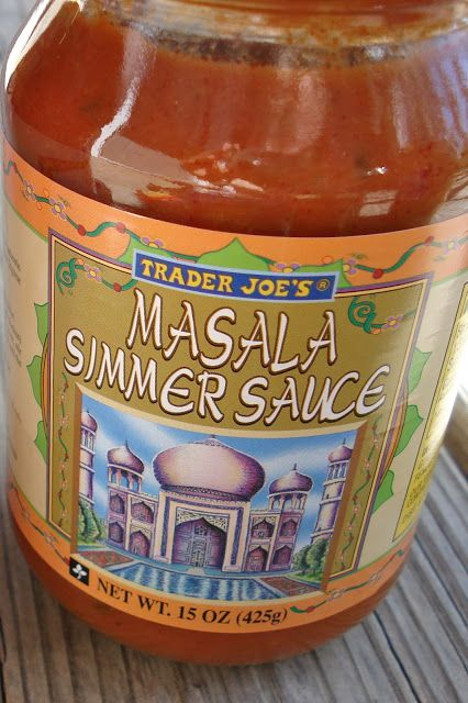 Dressing up the jar: The Easiest and Best Chicken Tikka Masala Recipe Ever