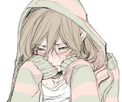 """My dad just deleted my profile on netflix so i couldn't watch anymore anime because its """"inappropriate"""" when it was just soul eater, and im so sad, he doesn't want me to watch anime anymore, anime is my whole life, im going to die without it, and i dont know what episode i was on so i cant watch it online either, and it's not on crunchy roll, IM GOING TO DIE I HAVE NOTHING WITHOUT ANIME, ANIME WAS THE ONE THING THAT MADE ME HAPPY! IM SERIOUSLY CRYING"""