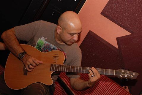 Quality time, great music with Nicu Patoi, one of the best guitarists in Romania.