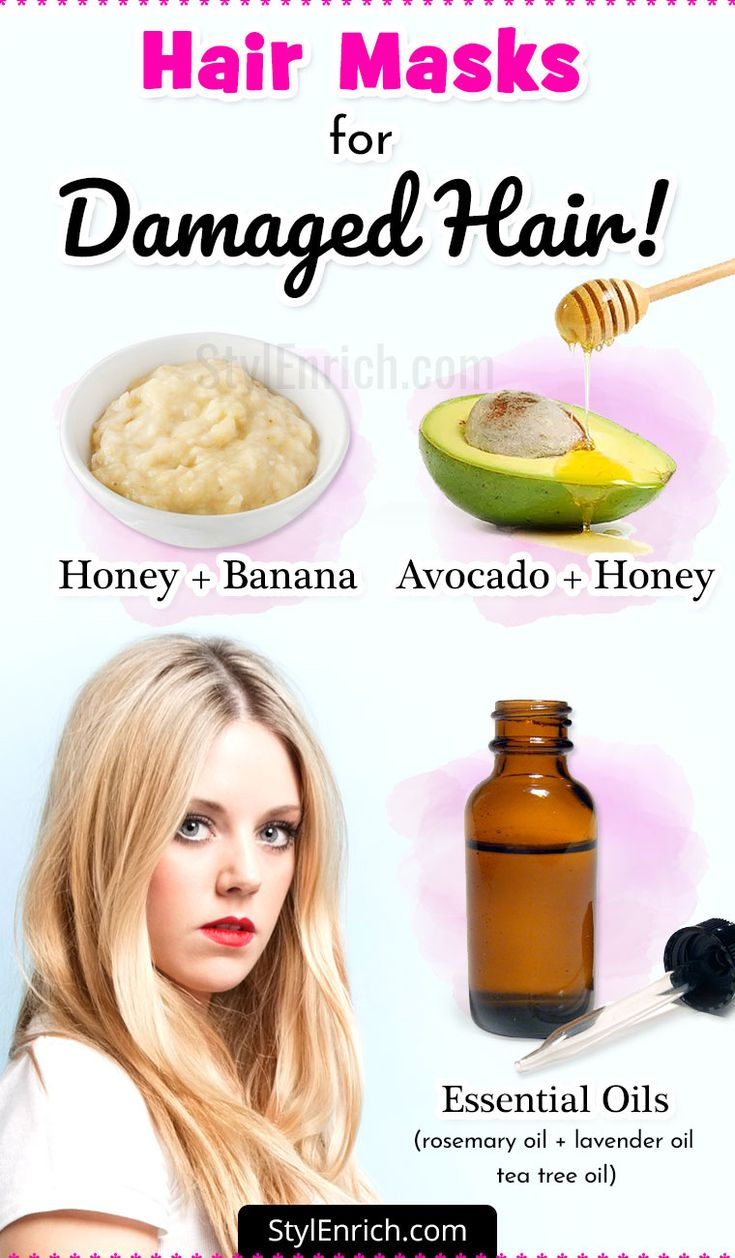 Hair Masks For Broken Hair That Are Tremendous Straightforward To Make!