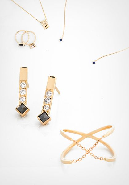 Minimalist Style: Stephanie Karen Jewels