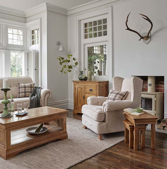 The Oak Furnitureland Blog Style And Inspiration Advice For Your Home Cosy Living Room Oak Furniture Living Room Neutral Living Room Design