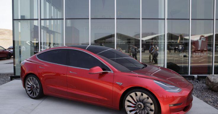 Tesla has only produced 260 Model 3s so far