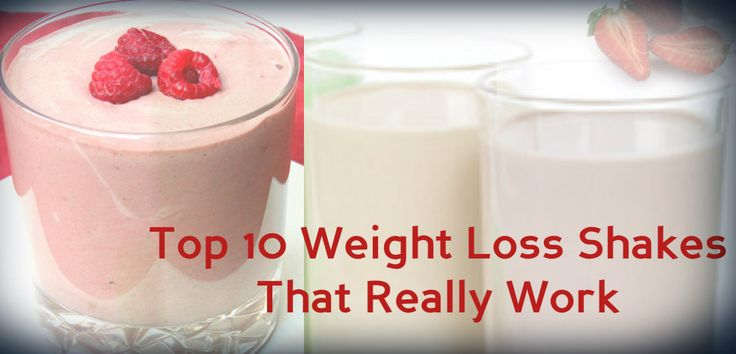 Top Weight Loss Shake Recommendations