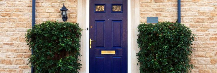Consumer Reports recommends exterior semi-gloss paint as the best paint for doors and trim.