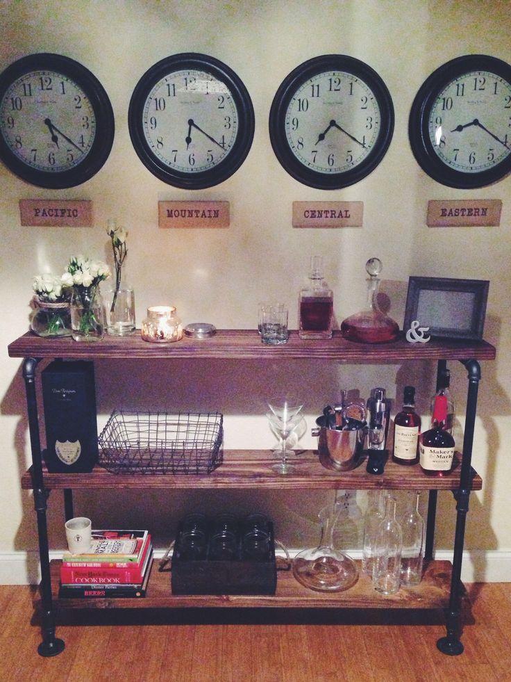 23 Best Images About Diy Bar On Pinterest Basement Bar