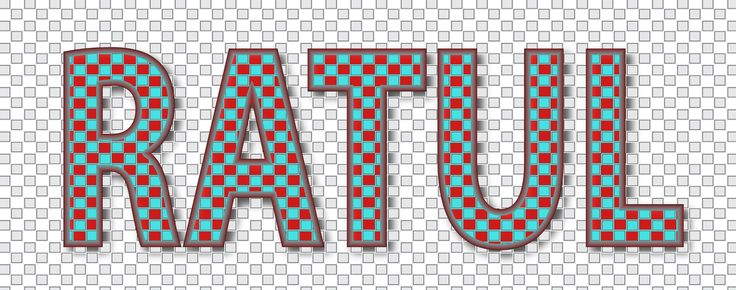Pattern text