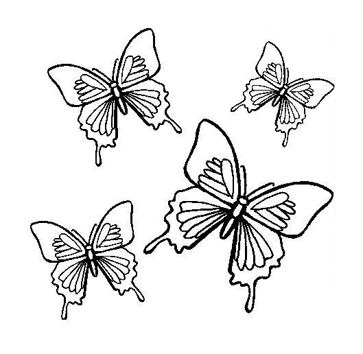 153 best images about butterflies on Pinterest  Filet crochet
