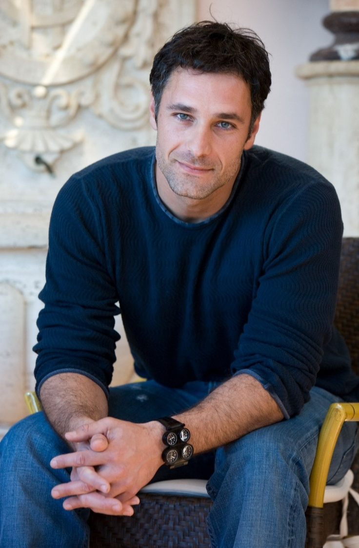 Raoul Bova ..Italian actor