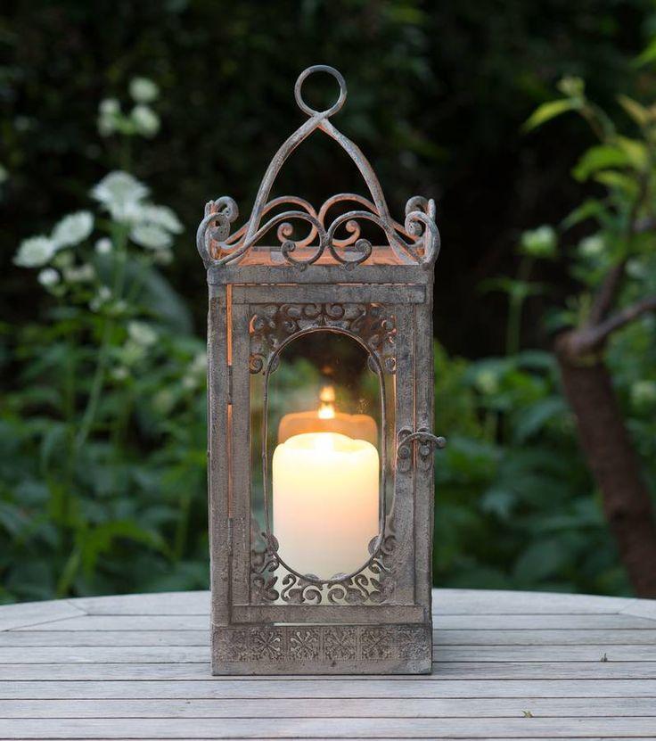 Napoli Italian Style Garden Lantern