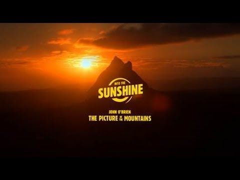 Into the Sunshine: The Picture of the Mountains
