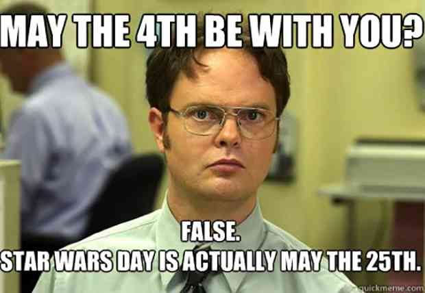 The 19 Best May The 4th Memes To Share On Facebook If You Love