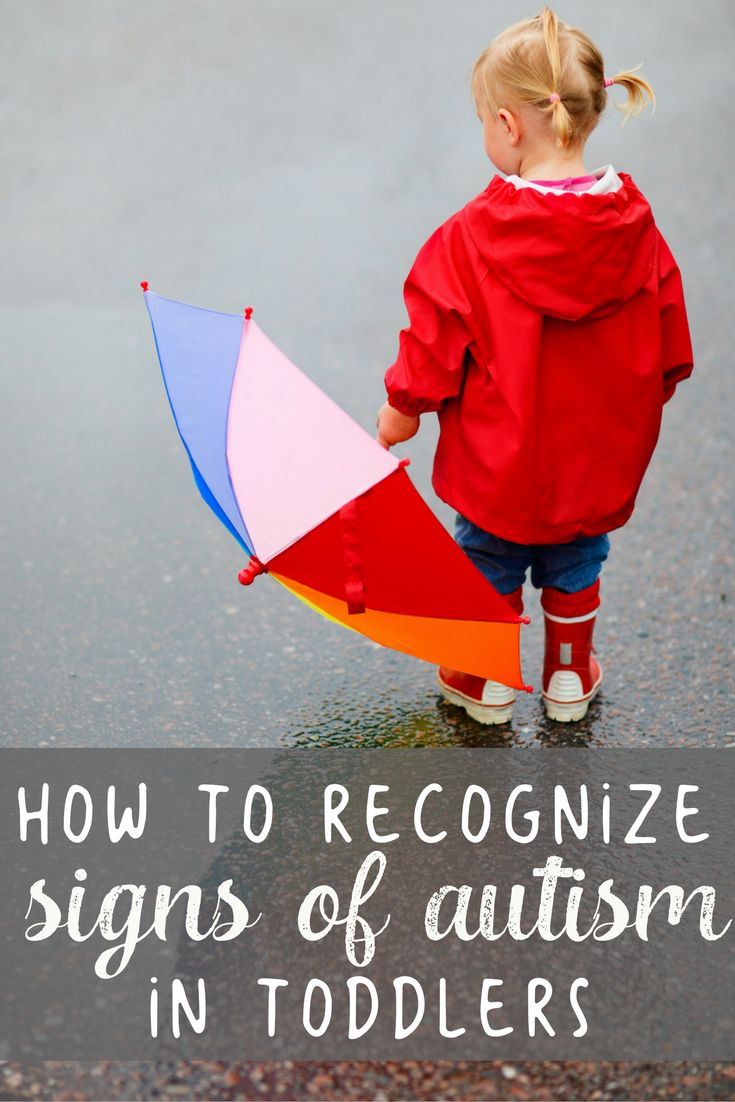In some children, autism shows up early. Here are just a few of the early signs of autism in toddlers to look for.