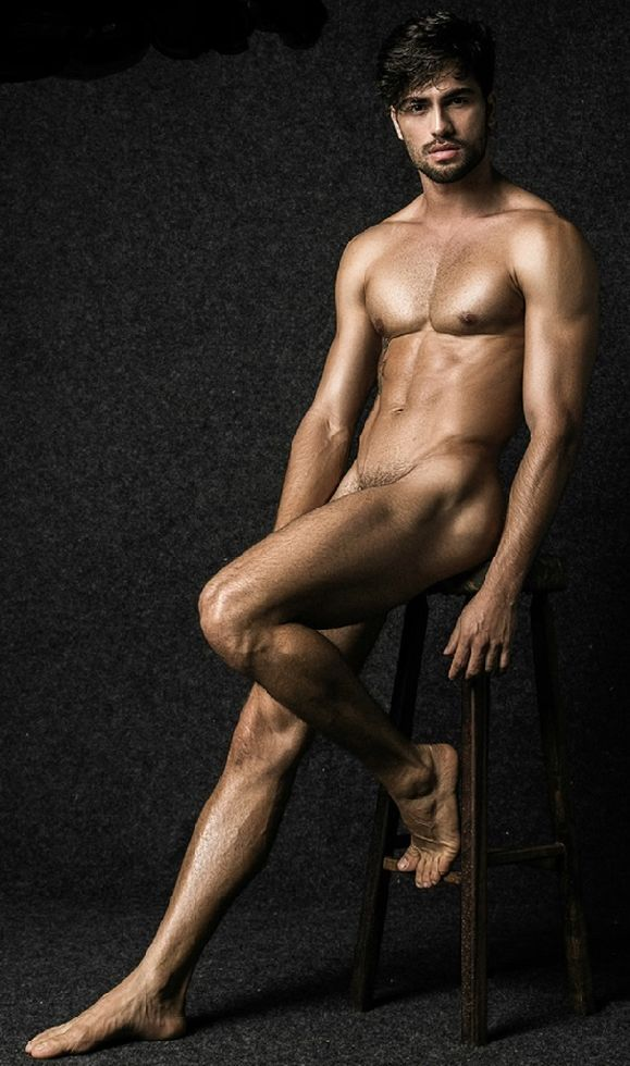 Welington Coelho The Eros Portraits   Hot Guys-3983