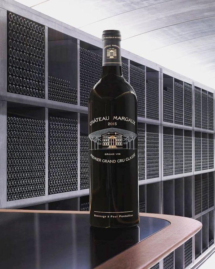 Château Margaux 2015 : Una botella excepcional para un año excepcional.