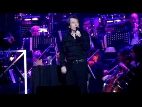 Raphael Sinphónico - Santiago de Chile 2017 - YouTube