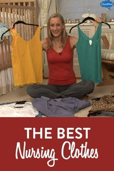 Breastfeeding apparel can be stylish! It's important to be comfortable with easy access. Here are some helpful tips on the best nursing tank tops & more!