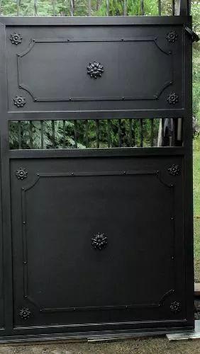 puertas de hierros de primera calidad !!!