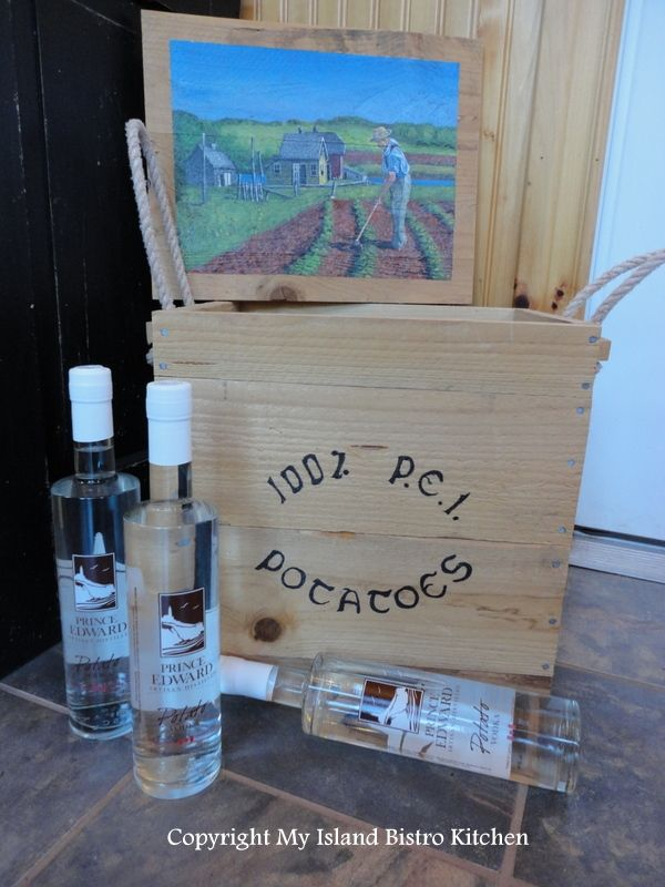 Prince Edward Distillery's Potato Vodka