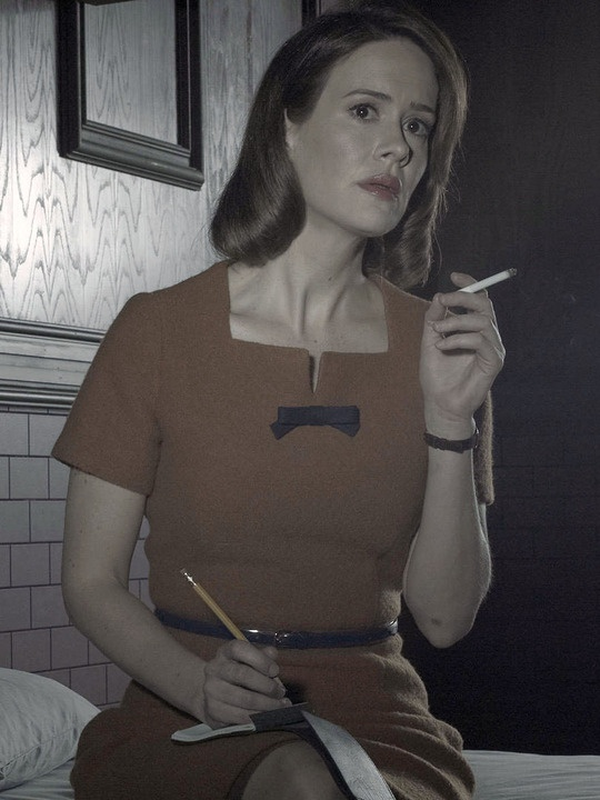 American Horror Story: Asylum (TV show) Sarah Paulson as Lana Winters