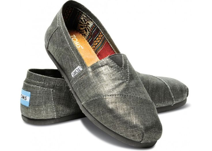 Bought these Toms at Plato's Closet for 9.99