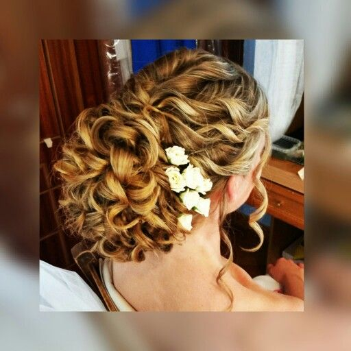 Bridal hair!!!