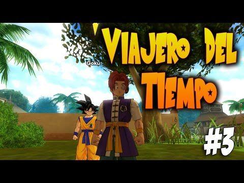 VIAJERO DEL TIEMPO - ¿GOKÚ DONDE ESTÁS? #3