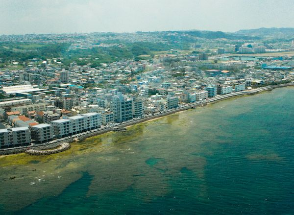 okinawa | Aerial Photographs of Okinawa Japan
