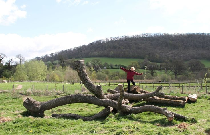 Onny Meadows at the Shropshire Hills Discovery centre