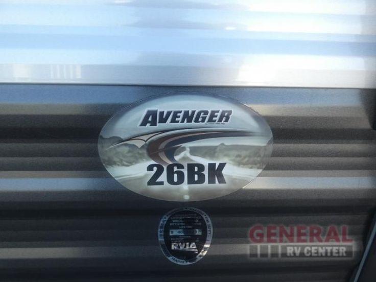 New 2018 Prime Time RV Avenger ATI 26BK Travel Trailer at General RV | Dover, FL | #158399