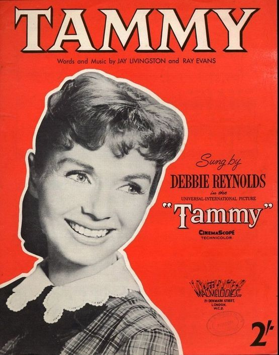 6691 | Tammy - Song - Featuring Debbie Reynolds from