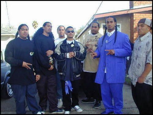 Sons Of Samoa (SOS) also known as the Sons Of Samoa Crips ...