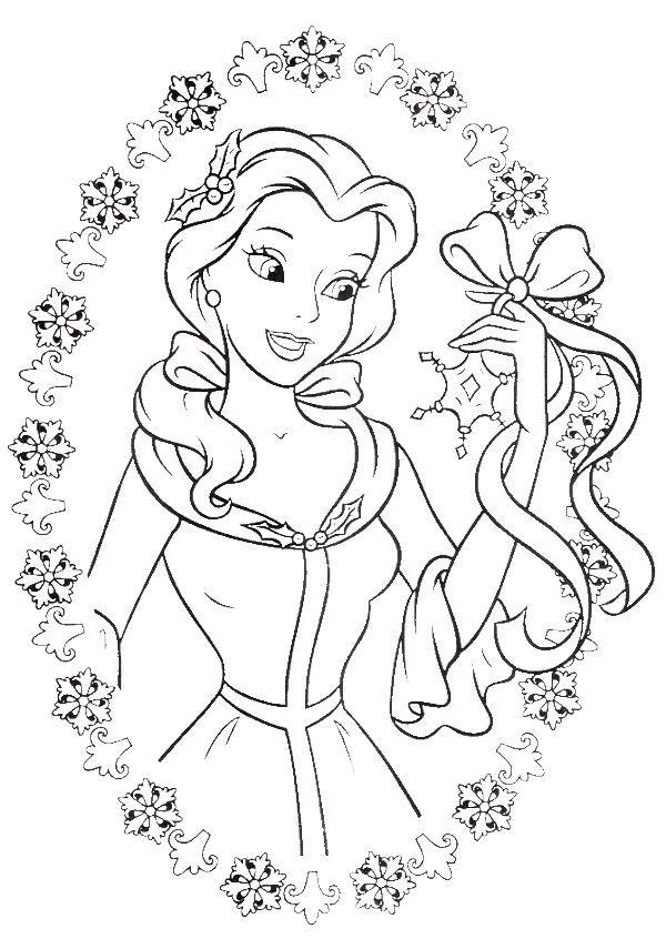 La Belle et la Bête de Disney